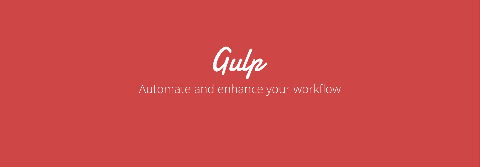 Use Gulp to ease your angularjs workflow · soyuka me